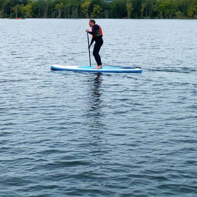 The joy of SUP (and other paddlesports)