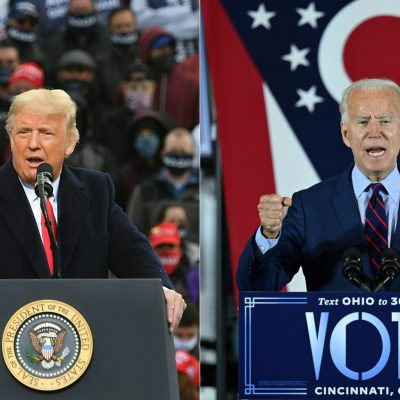 Trump V Biden: Two different approaches to masculinity