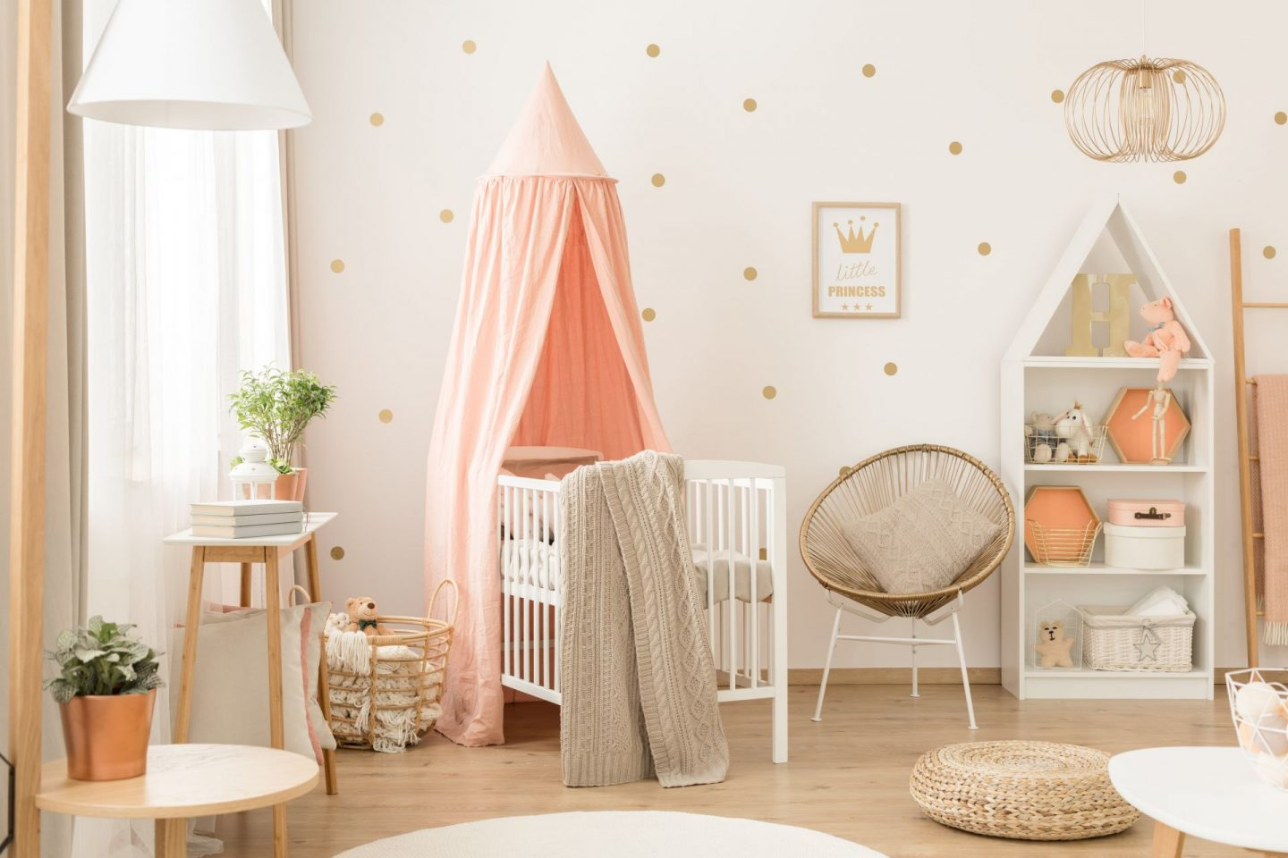 Picture of child's bedroom