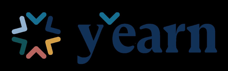Y'earn and Yearn logo