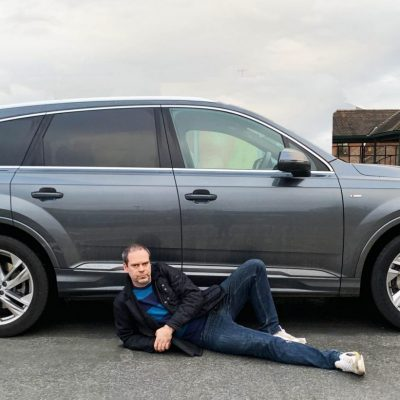 My first Audi hybrid experience: the Q7 55 TFSI e quatro #AD