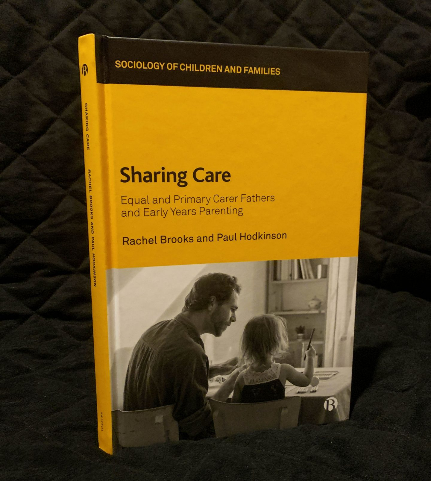 Sharing Care book cover