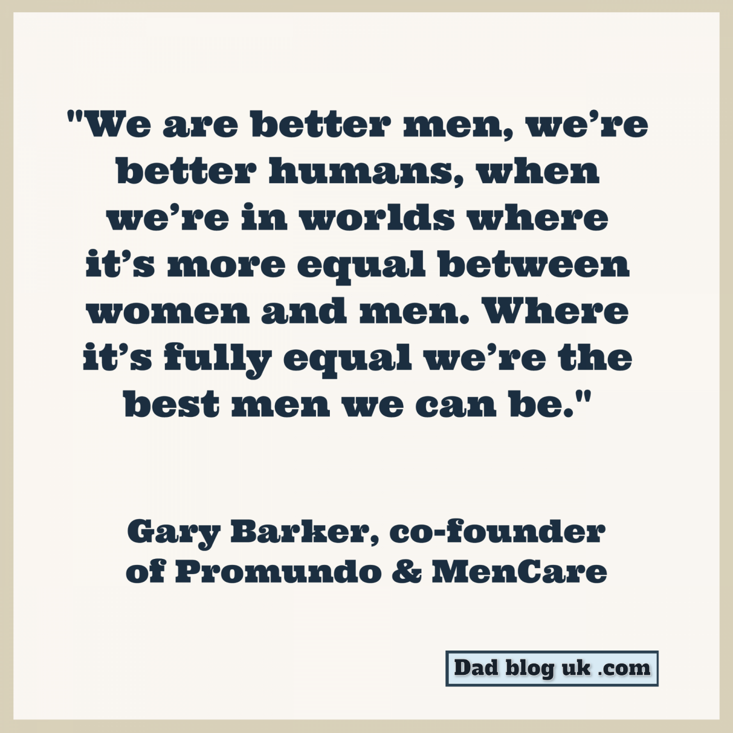 Quote from Gary Barker of Prmundo and Mencare