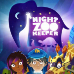 Keeping screen time constructive with Night Zookeeper #AD