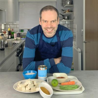 Tofu massaman curry recipe,  Hello Fresh style #AD