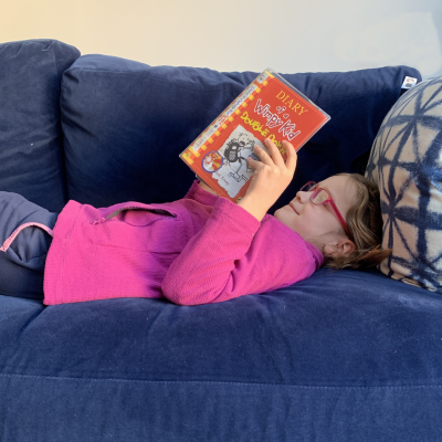 Readingmate: Incentivising children to read #AD