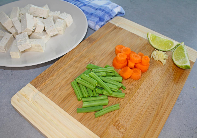 Tofu massaman curry recipe ingredients