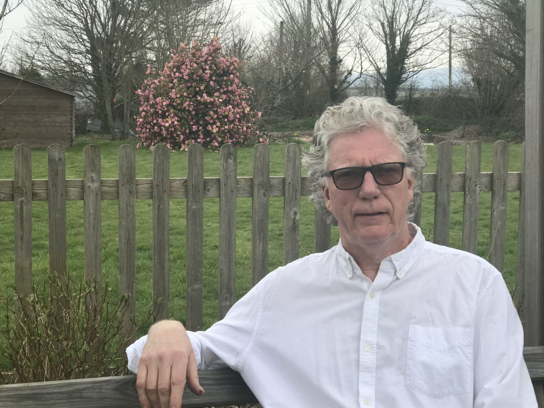 Simon Kettlewell, author of Eternity Leave.