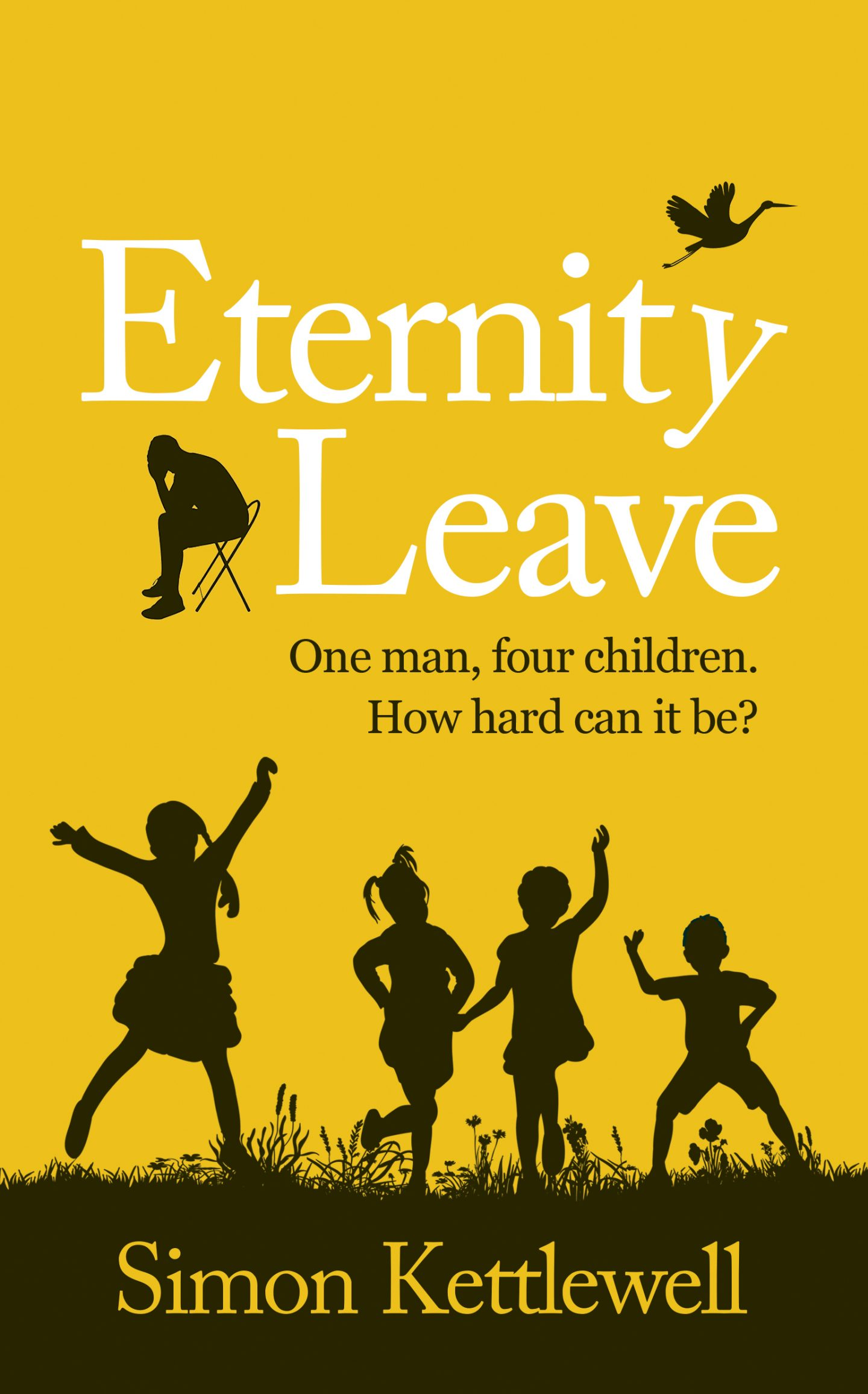 Eternity Leave book cover