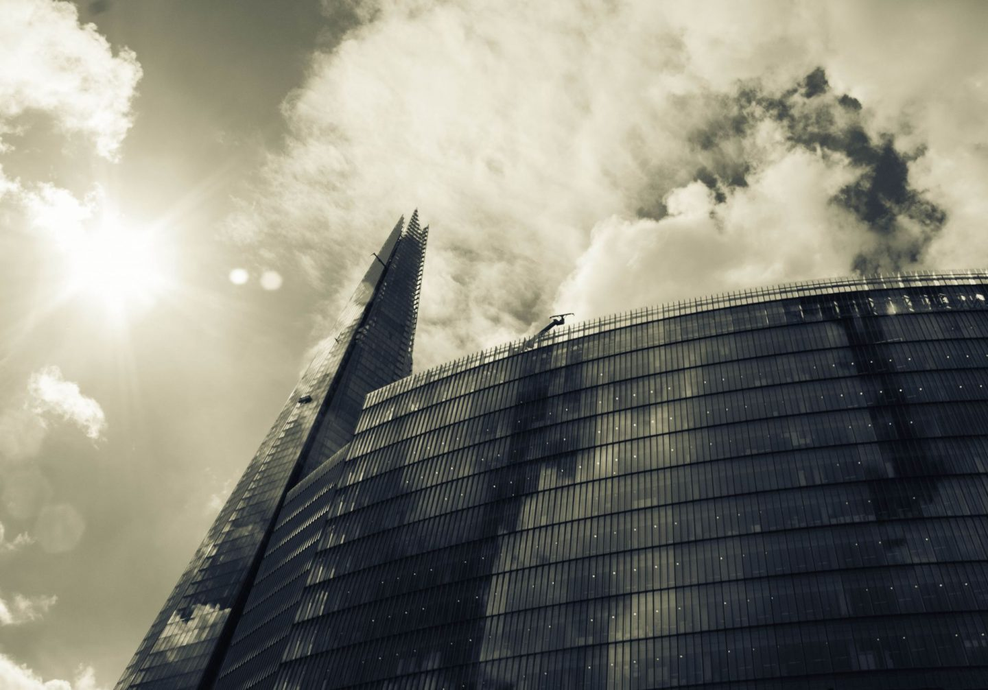 The Shard in Central-London