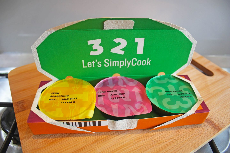 SimplyCook's flavour pots