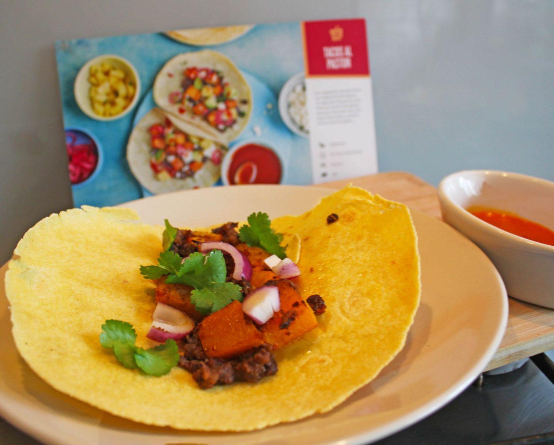 SimplyCook tacos al pastor recipe