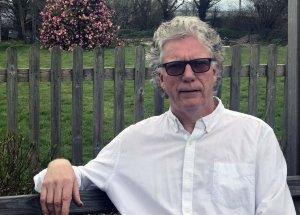 Simon Kettlewell author of Eternity leave