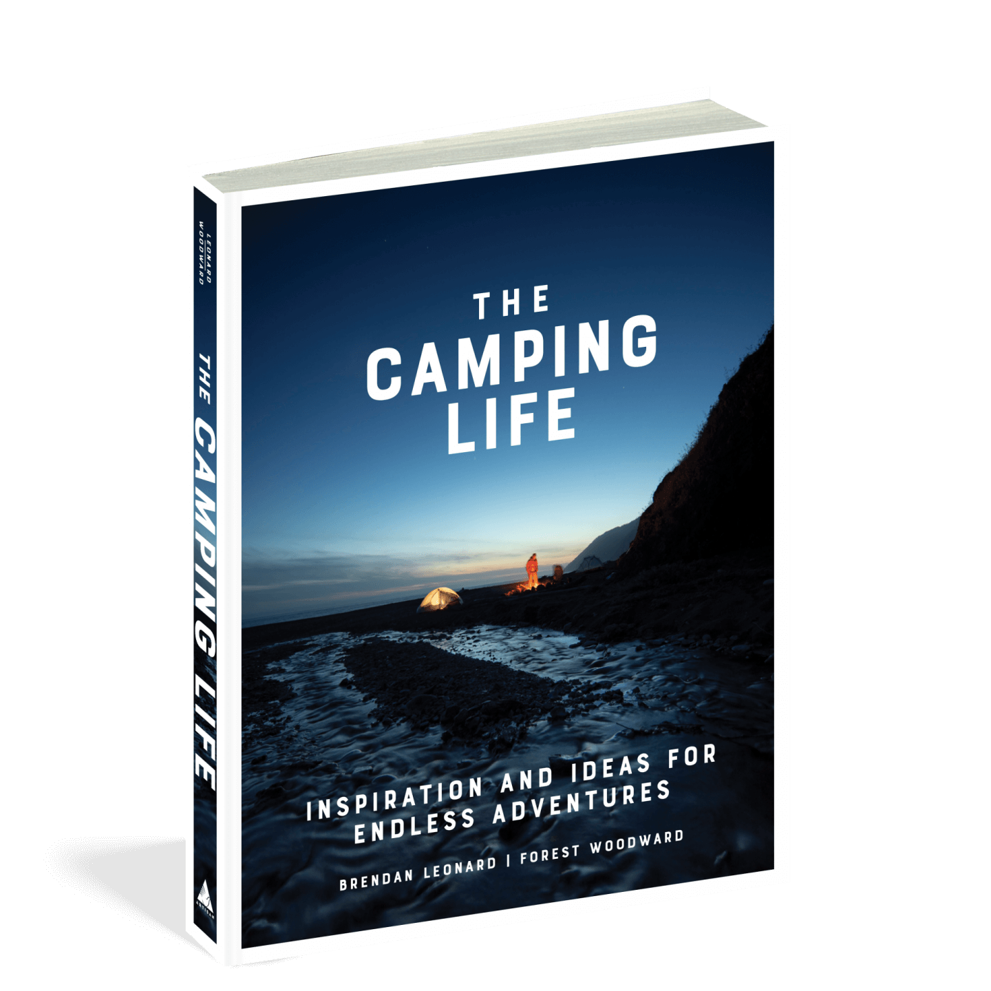 Book Cover The Camping Life