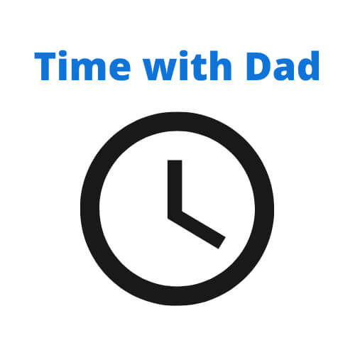 Time With Dad logo