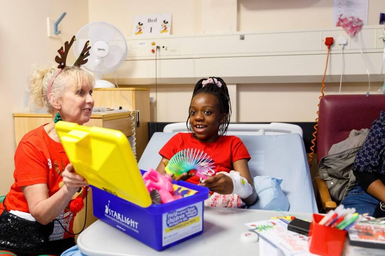 Starlight Charity Boost Box