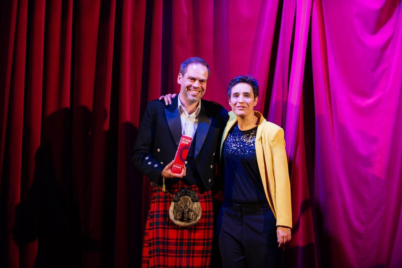 Best UK dad blog Award, Online Influence Awards, Jen Brister
