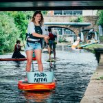 Q&A with SUP enthusiast and Planet Patrol founder Lizzle Carr MBE