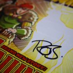 The Phoenix comic: Robert Deas signed copies to giveaway #Ad
